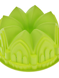 Coroa imperial em forma de bolo silicone Moldes