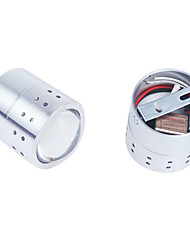 3W Modern Led Wall Light with Scattering Light Straight Cylinder Body