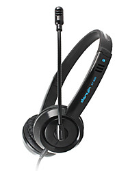 Danyin DT-326 On-ear Headphones with Mic, Remote for PC