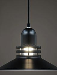 Luz pendiente moderna 60W con Matte Painting metal Shade característica de la fábrica
