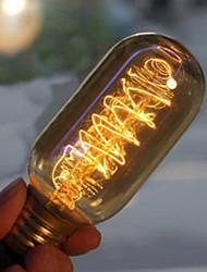 40w e27 retrò industria lampadina incandescente stile edison