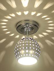 3W moderne Led plafond avec Globe Diffusion Light Design effet d'ombre