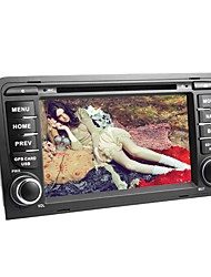 7 polegadas touchscreen capacitivo de DVD do carro para Audi A3 (2003-2011) com gps, Wifi/3G, tv