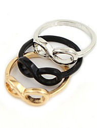 Women's Infinity Sign Alloy Ring