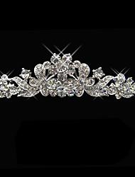 Women's Rhinestone / Alloy Headpiece-Wedding / Special Occasion Tiaras As the Picture