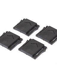 4x Hot Shoe Cap Cover For Sony Canon Nikon Olympus DSLR