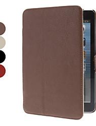 Litchi Muster PU-Leder Ganzkörper-Case für iPad Mini 3, iPad Mini 2, iPad mini (farblich sortiert)