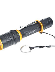 SMALL SUN ZY-A4 5W CREE LED 220 Lumens Focus Flashlight