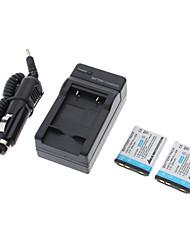 Для Olympus LI-60B FE-370 фотокамера зарядное устройство