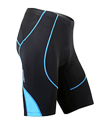 SANTIC® Cycling Shorts Men's Bike Quick Dry / Wearable Bottoms Spandex / Nylon Spring / Summer / Fall/Autumn Cycling/Bike