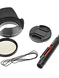 Gopro Accessories Lens Cap / Accessory KitFor-Action Camera,Nikon D3100 Plastic