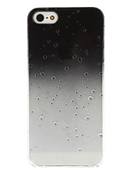 3D Water Drops Pattern Protective Hard Case for iPhone 5/5S