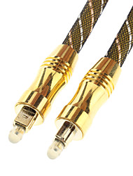 Optical Toslink Cable Net Plated (1.5m)