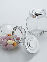 Glass Candy Jar (Set of 6)