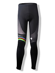 SPAKCT® Cycling Tights Women's / Men's / Unisex Breathable / Thermal / Warm / Quick Dry / Windproof / Dust Proof / Anti-Insect / Wearable