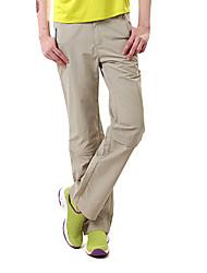Le Supplex de ACANU femmes en deux pièces Pantalons séchage rapide détachables (kaki)