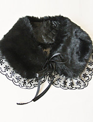Wedding / Party/Evening / Office & Career / Casual Faux Fur Collars