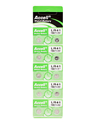 LR41 192/1.5V Alkaline Battery Watch (10pcs)