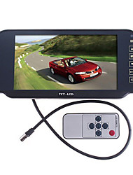 Car Rearview Mirror with 7 Inch TFT-LCD Display Function