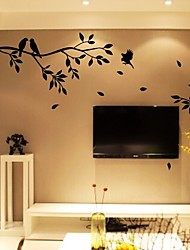 Spring Tree Bird Wall Sticker