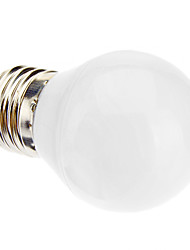 E26/E27 5 W 28 350 LM Warm White G Globe Bulbs AC 220-240 V