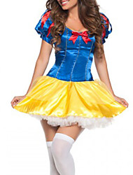 Snow White Dress Women's Costume