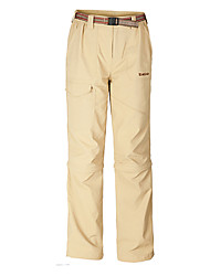Women's Pants/Trousers/Overtrousers Camping / Hiking / Leisure Sports Thermal / Warm / Quick Dry / Windproof / WearableSpring /