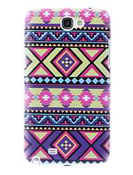 Matt Design Elegantes Design Hard Case für Samsung Galaxy N7100 Note 2