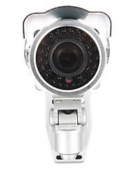 VELA Weishi-CCTV 420TVL Vari-focal 100 pés IR de áudio e vídeo ao ar livre câmera de segurança