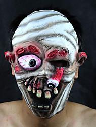 Rotten Eyes Latex Halloween Mummy Mask