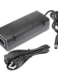 US Plug AC Adaptor for Xbox360 Slim