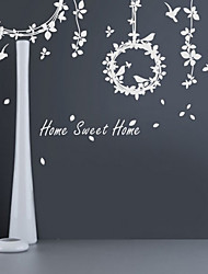 Home Sweet Home Wall Sticker