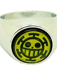 Heart Pirates Symbol Alloy Ring