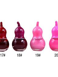 Красочные кальян Shaped Лак для ногтей № 17-24 (8 мл, разных цветов)