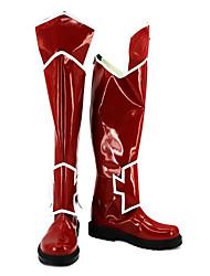 Schwert Art Online Kirito Red Shiny Boots Cosplay