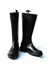 Cosplay Boots Inspired by Gintama Sakata Gintoki