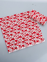 Linked Hearts Napkins-Set of 5