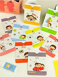 Sweet Momoi Girl Card Holder (willekeurige kleur)