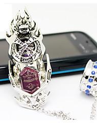cosplay Ring reborn inspirieren! zehn Jahre später Kyoya hibari purple joiner ring