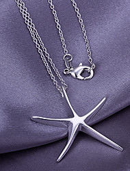 Lovely Starfish Shaped Pendant  (Pendant Only) Mermaid