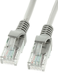 5m RJ45 Cat5 Cat5e Masculino LAN Ethernet Cable