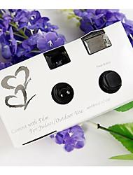 Double Hearts Wedding Film Camera