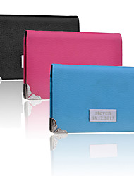PU Cover Name Card Holder (More Colors)