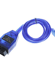 KKL VAG COM 409.1 Cable de diagnóstico de Volkswagen VW Audi Cars
