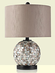 Modern Minimalist Shell Table Lamp In Globe Body 220-240V