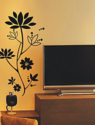 Floral Spring Wall Stickers