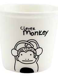 Monkey of 12 Chinese zodiac Ceramic Cup