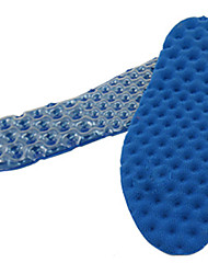 Silicon Insoles & Accessories for Insoles & InsertsThis gel insole provide virtually invisible cushioning comfort for your feet in all