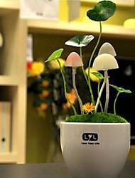 Luzes de cogumelos