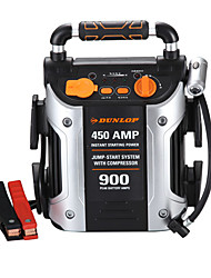 DUNLOP RP8242 Jump Starter With Built-In Air Compressor